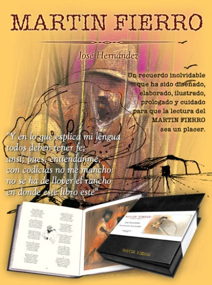 Martín Fierro, un poema gauchesco   mi locus amoenus